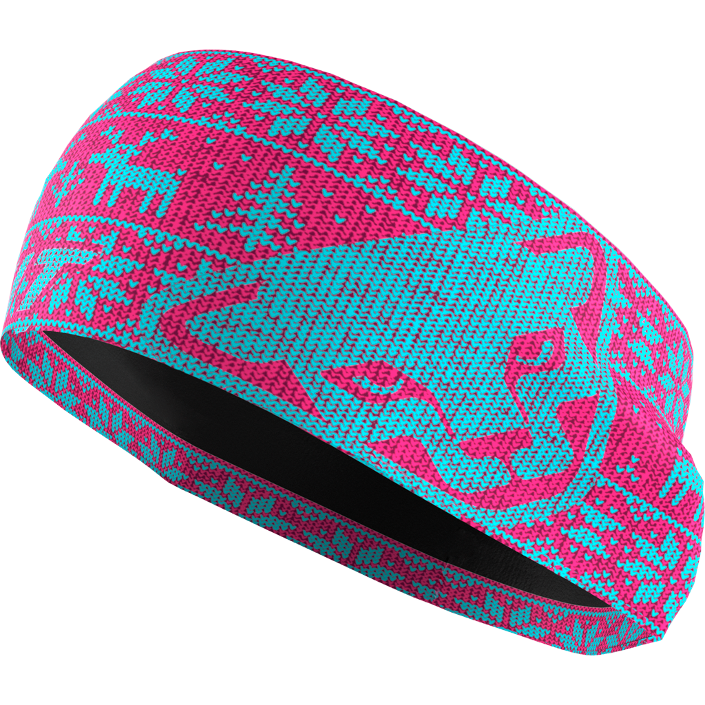 DYNAFIT PERFORMANCE WARM HEADBAND Flamingo
