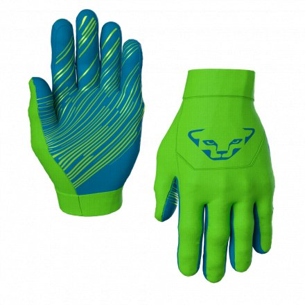 DYNAFIT UPCYCLED THERMAL GLOVES Pale Frog