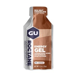 GU Roctane Energy Gel 32g- sea salt/choco
