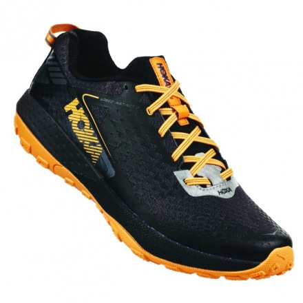 HOKA SPEED INSTINCT 2 Black/Kumquat
