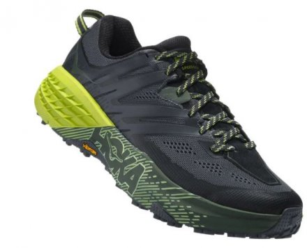 HOKA SPEEDGOAT 3 Ebony/Black