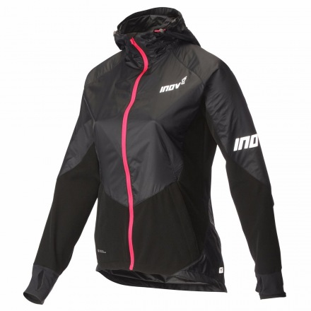 INOV-8 AT/C SOFTSHELL PRO FZ W Black/Pink 1