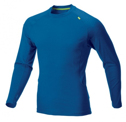 INOV-8 BASE ELITE 150 MERINO LS Blue/Lime