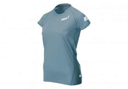 INOV-8 BASE ELITE BASE LAYER M SS Blue/Grey