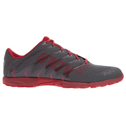 INOV-8 F-LITE 195 (P) Grey/Chilli