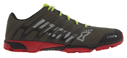 INOV-8 F-LITE 240 Forest/red/black/lime
