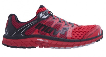 INOV-8 ROAD CLAW 275 Red/Dark Red/Black 2