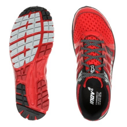 INOV-8 ROAD CLAW 275 Red/Dark Red/Black