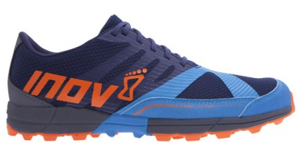 INOV-8 TERRACLAW 250 (S) Navy/Blue/Orange 2