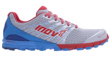 INOV-8 TRAIL TALON 250 (S) Silver/Blue/Red 2