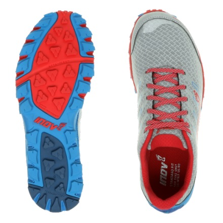 INOV-8 TRAIL TALON 250 (S) Silver/Blue/Red