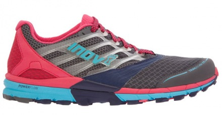 INOV-8 TRAIL TALON 275 (S) Grey/Navy/Pink/Blue 2
