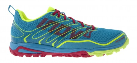 INOV-8 TRAILROC 255 Blue/Pink/Neon Yellow