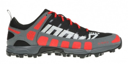 INOV-8 X-TALON 212 black/red/grey 2