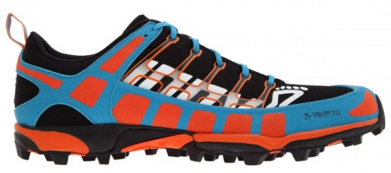 INOV-8 X-TALON 212 K Black/Orange/Blue