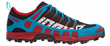 INOV-8 X-TALON 212 (P) Black/Blue/Chilli