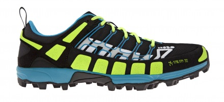 INOV-8 X-TALON 212 P Black/Neon Yellow/Blue