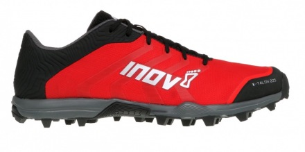 INOV-8 X-TALON 225 red/black/grey 2