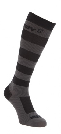 LONG SOCKS BLACK/GREY