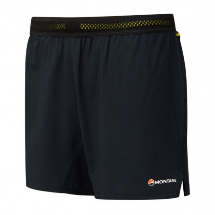 MONTANE FANG SHORTS Black