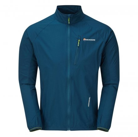 MONTANE FEATHERLITE TRAIL JACKET Narwhal Blue
