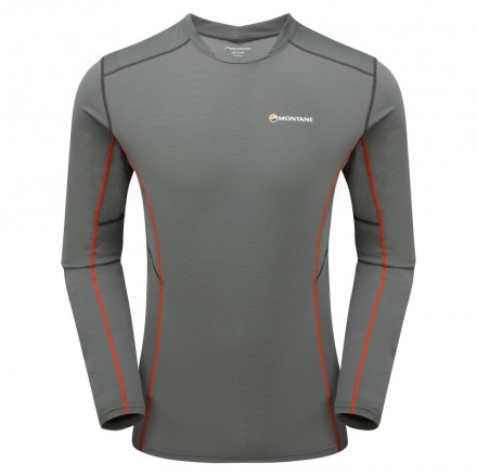MONTANE RAZOR LONG SLEEVE Shadow