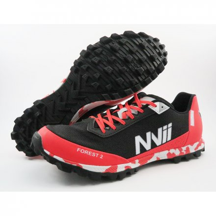 NVii FOREST 2 Black/Red