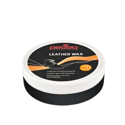 PEDAG Leather WAX Black