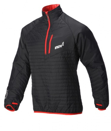 RACE ELITE THERMOSHELL HT Black/Red