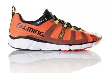 SALMING ENROUTE SHOE M Magma Red 1