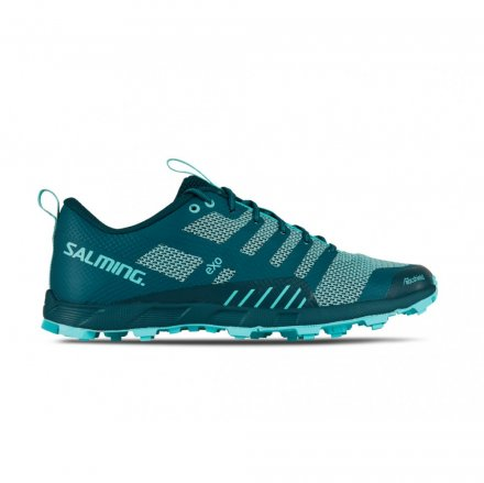 Salming OT Comp Women Deep Teal/Aruba Blue