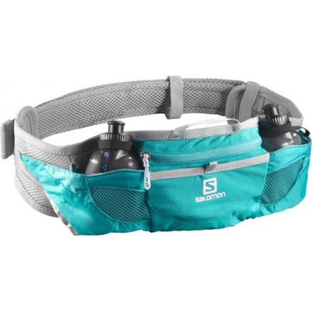 SALOMON ENERGY BELT Teal blue