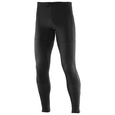 SALOMON PARK WARM TIGHT M Black/Asphalt