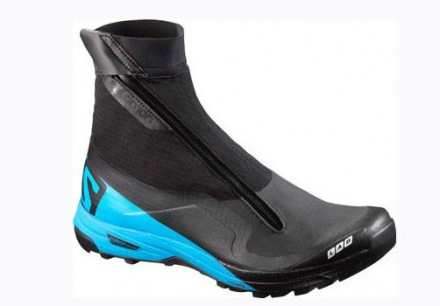 SALOMON S-LAB XA ALPINE Black/Racing Blue/Racing Red 2