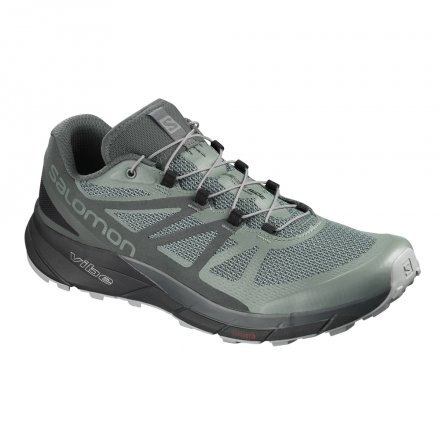 SALOMON SENSE RIDE GTX® INVISIBLE FIT Green/Urban