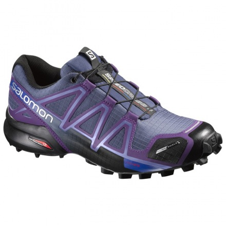 SALOMON SPEEDCROSS 4 CS W Slateblue/Cosmic Purrple/Black