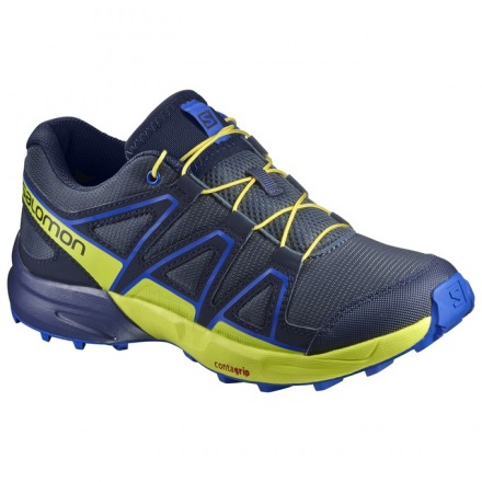 SALOMON SPEEDCROSS J Blue/Spring