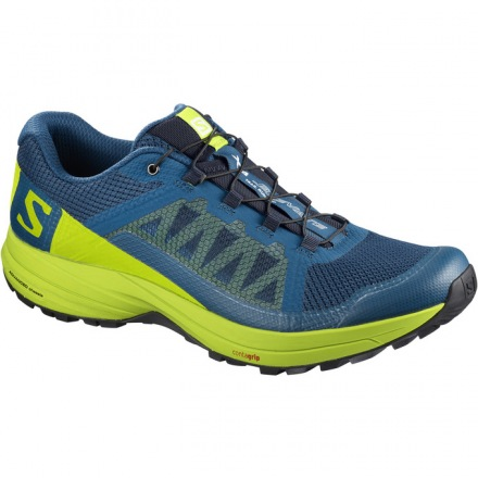 SALOMON XA ELEVATE Poseidon/Green