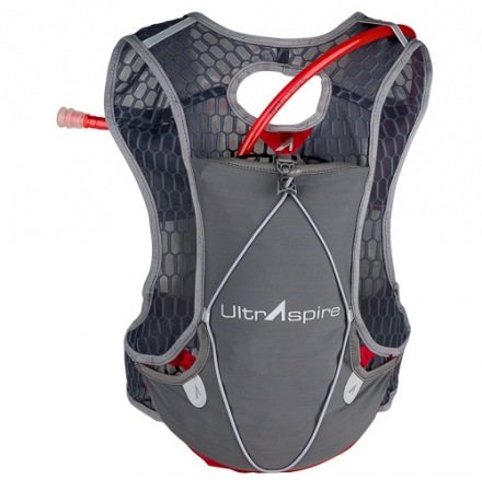 ULTRASPIRE ALPHA 2.0 SMALL (68-89cm) Black