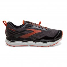 BROOKS Caldera 4 Black/Grey/Burnt Ochre