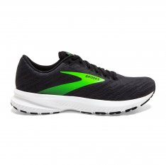 BROOKS Launch 7 Ebony/Black/Gecko