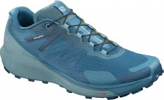 SALOMON SENSE RIDE 3 Lyons Blue/Smoke Blue/Lemon Zest