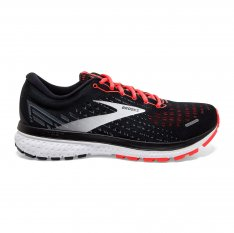 BROOKS Ghost 13 W Black/Ebony/Coral