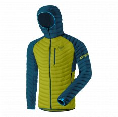 DYNAFIT RADICAL DOWN HOODED JACKET M Moos