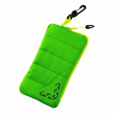 DYNAFIT UPCYCLED PRIMALOFT PHONE CASE Lambo Green
