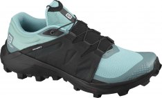 SALOMON WILDCROSS W Black Meadowbrook/Black/North Atlantic