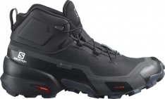 SALOMON CROSS HIKE MID GTX W Phantom/Black /Ebony