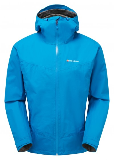 MONTANE PAC PLUS JACKET Electric Blue