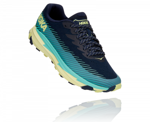 HOKA TORRENT 2 W BLACK IRIS / CASCADE