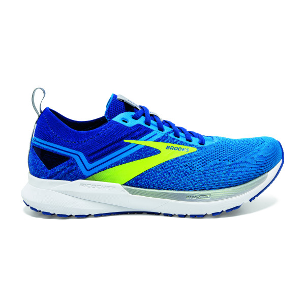 BROOKS RICOCHET 3 Blue/Nightlife/Alloy